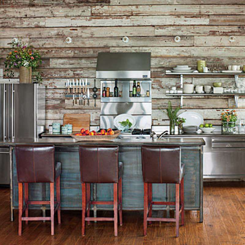 Rustic Lake House Decorating Ideas Rustic Lake House: 10 Disegni Cucina Incredibili Realizzati Con PalletMobili