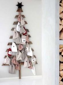 12 idee per la progettazione di un albero di Natale con i pallet4