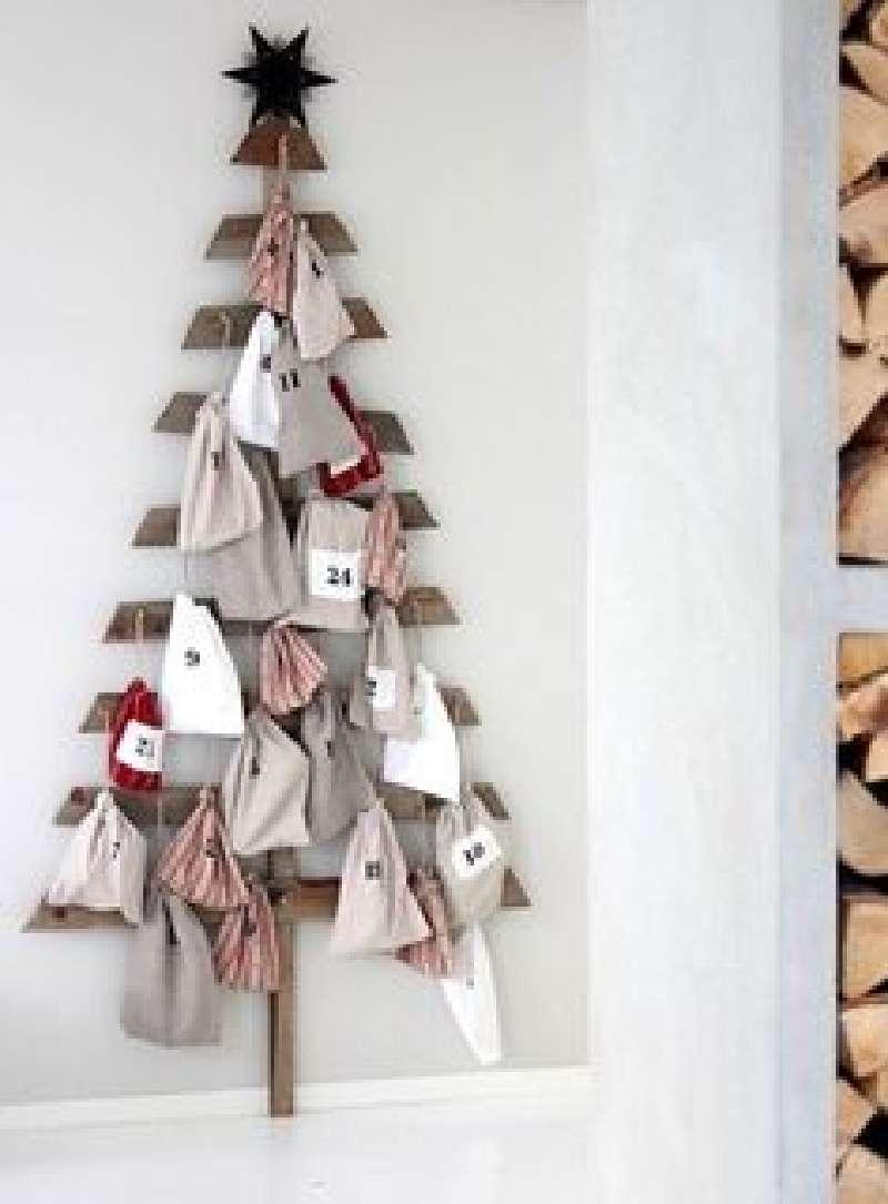 12 idee per la progettazione di un albero di Natale con i ...