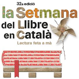 Chioschi e strutture fatte di pallet per la Setmana del Llibre en Català6