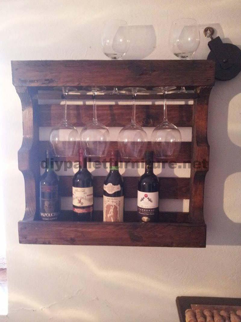 Cremagliera del vino per la sala da pranzomobili con - Mobili per la sala ...