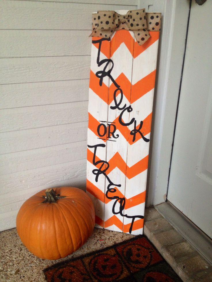 Idee Di Decorazione Per Halloween Con Pallet Mobili Con