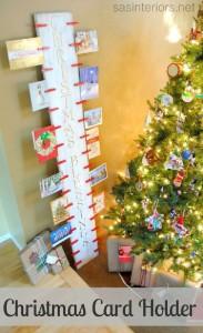 Decora la tua casa per Natale con una tavola da un pallet5