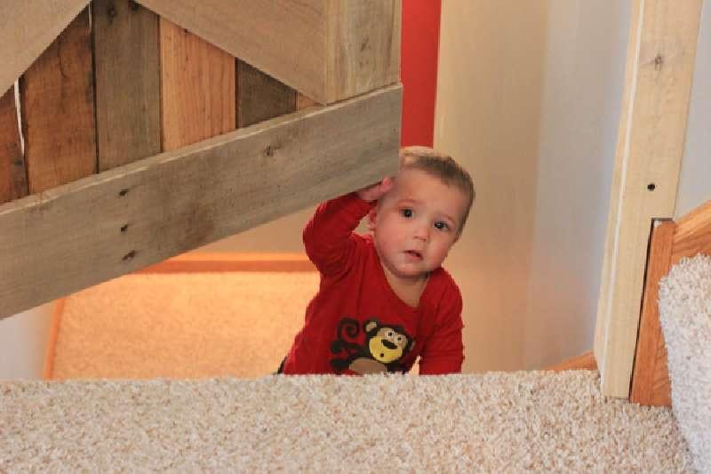 I piani per costruire una piccola porta e salvaguardare i for Piccoli piani domestici vittoriani