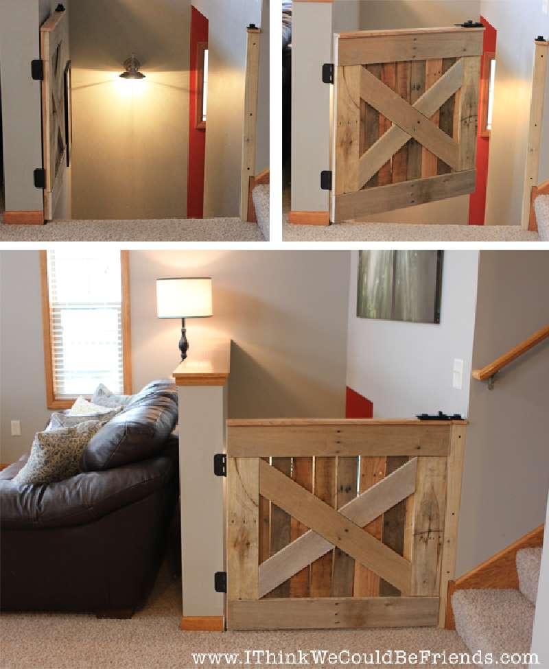 I piani per costruire una piccola porta e salvaguardare i for Aprire piani moderni
