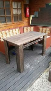 I piani per fare un tavolo con tavole pallet 1