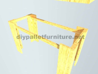 I piani per fare un tavolo con tavole pallet 5