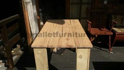 I piani per fare un tavolo con tavole pallet 7