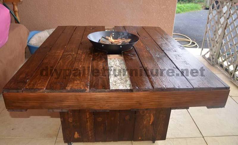 Tavolo Da Lavoro Con Bancali : Gallery of cuore di legno tavolo da giardino tavolo soggiorno fai
