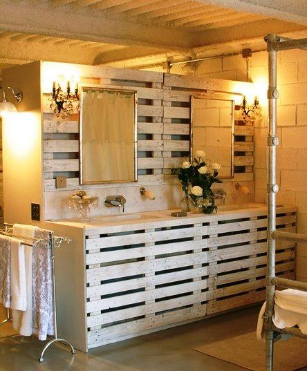 10 grandi idee per decorare la vostra stanza da bagno con ...