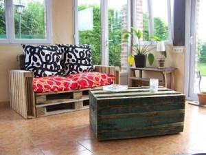 10 magnifici saloni decorati con pallet13