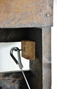 Come costruire un tavolo pieghevole-rack, passo dopo passo10