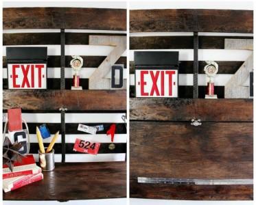 Come costruire un tavolo pieghevole-rack, passo dopo passo12