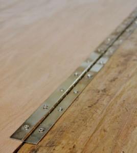 Come costruire un tavolo pieghevole-rack, passo dopo passo4