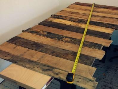 Come costruire una scrivania d'epoca per il vostro ufficio5