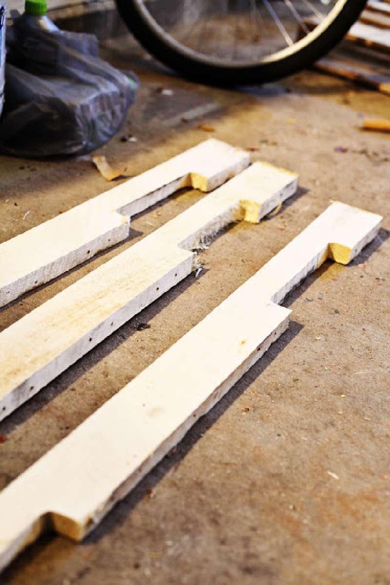 Soffitti in legno sbiancati design casa creativa e - Costruire testata letto ...
