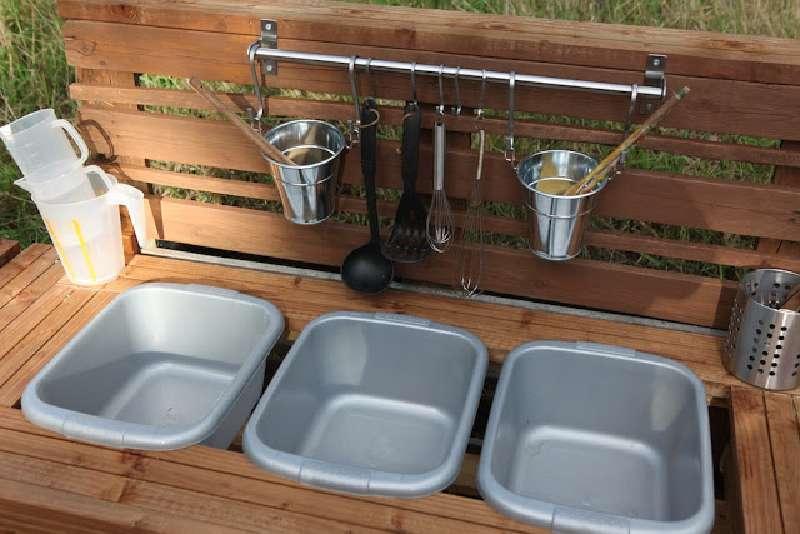 le istruzioni per costruire una cucina gioco con palletmobili con pallet mobili con pallet. Black Bedroom Furniture Sets. Home Design Ideas