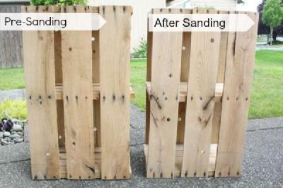 Istruzioni passo passo per costruire un cassetto pallet modulare11
