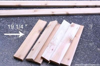 Istruzioni passo passo per costruire un cassetto pallet modulare6