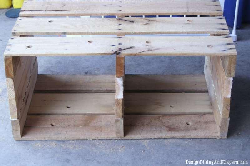 Istruzioni Passo Passo Per Costruire Un Cassetto Pallet