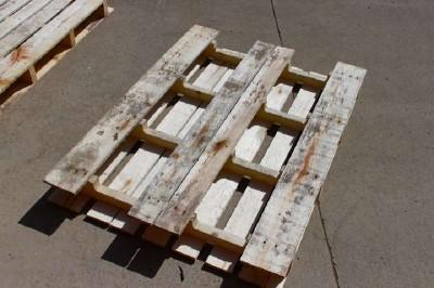 Istruzioni passo passo per costruire una scarpiera utilizzando pallets2
