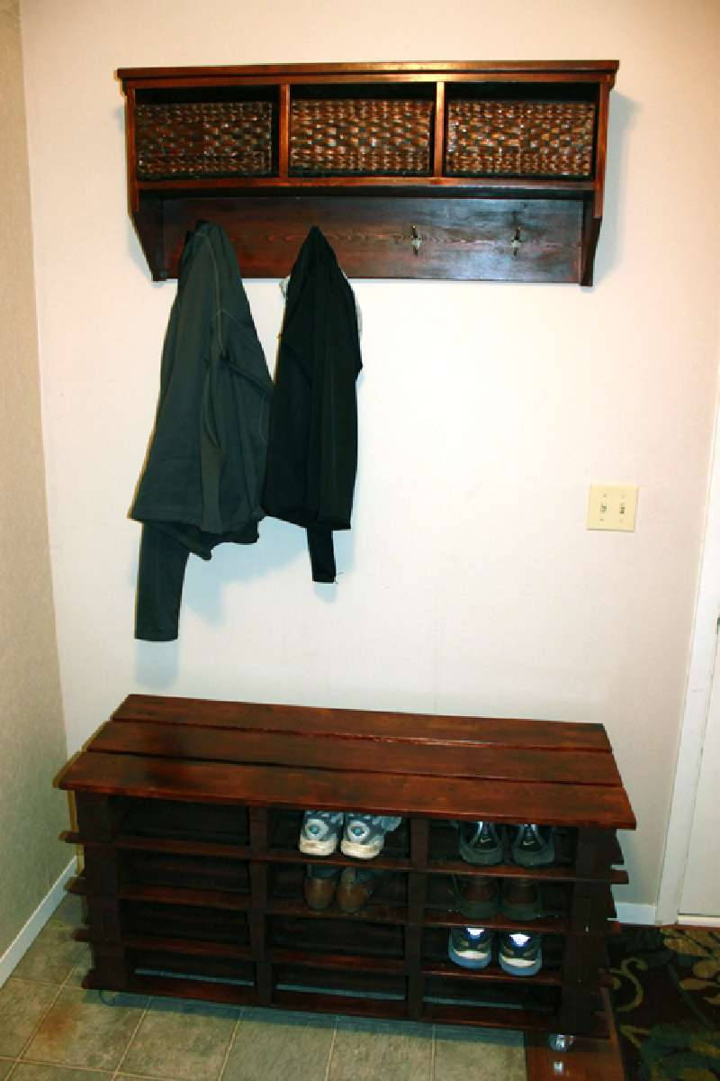 Istruzioni passo passo per costruire una scarpiera for Idea muebles