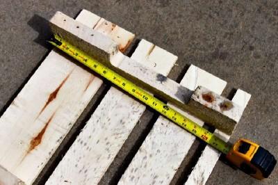 Istruzioni passo passo per costruire una scarpiera utilizzando pallets7