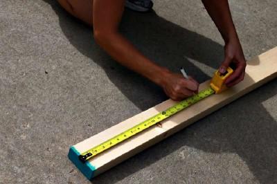 Istruzioni passo passo per costruire una scarpiera utilizzando pallets8
