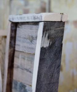 Progettare e costruire una lettera decorativo con tavole pallet7