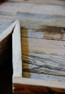 Progettare e costruire una lettera decorativo con tavole pallet8