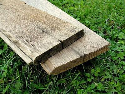 Costruire una persiana rustica per il vostro bagno con tavolo pallet 4