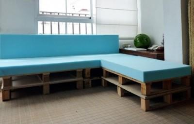 Costruire un divano pallet in soli 3 semplici passi 2
