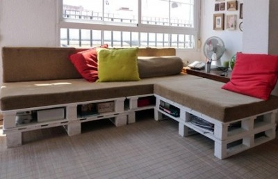 Costruire un divano pallet in soli 3 semplici passi 3