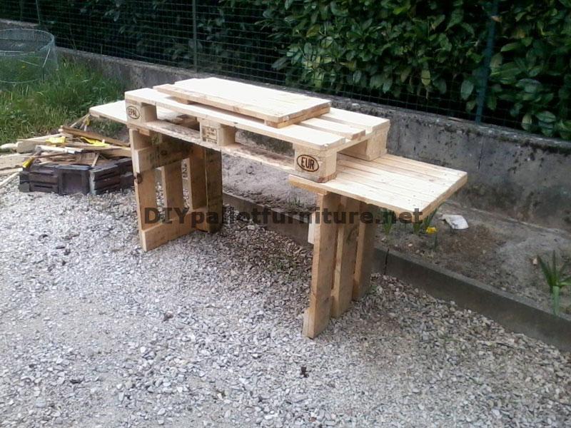 Cucina esterna con palletMobili con Pallet  Mobili con Pallet