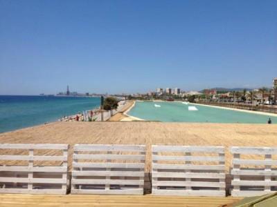 Il Malamar Wakepark in Montgat, Barcellona 2