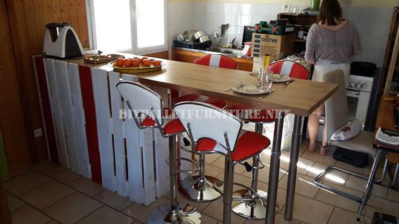 Beautiful Tavolo Da Bar Per Cucina Contemporary - Ideas & Design ...
