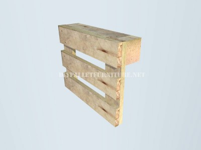 Come fare una panchina con pallet passo dopo passo 4