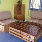 Progettazione di divano ad angolo con tavolo costruito con palletmobili con pallet mobili con - Tavolo per divano ...