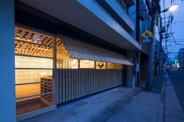 Hiroki Tominaga progetta un ufficio lowcost con 130 pallet! 3