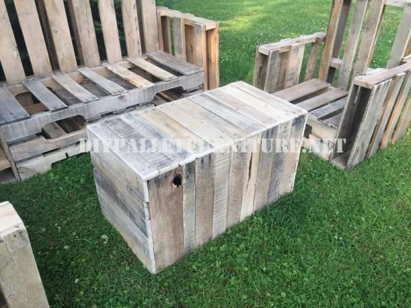 Mobili Pallet per il giardino 2