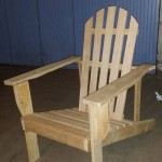 Sedia e tavolo per la terrazza da Esprit Loft Recup