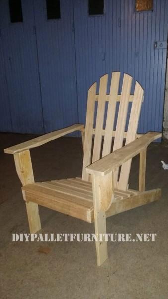 Sedia e tavolo per la terrazza da Esprit Loft Recup 1