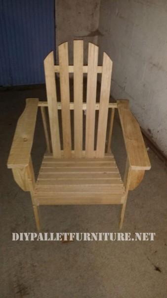Sedia e tavolo per la terrazza da Esprit Loft Recup 2