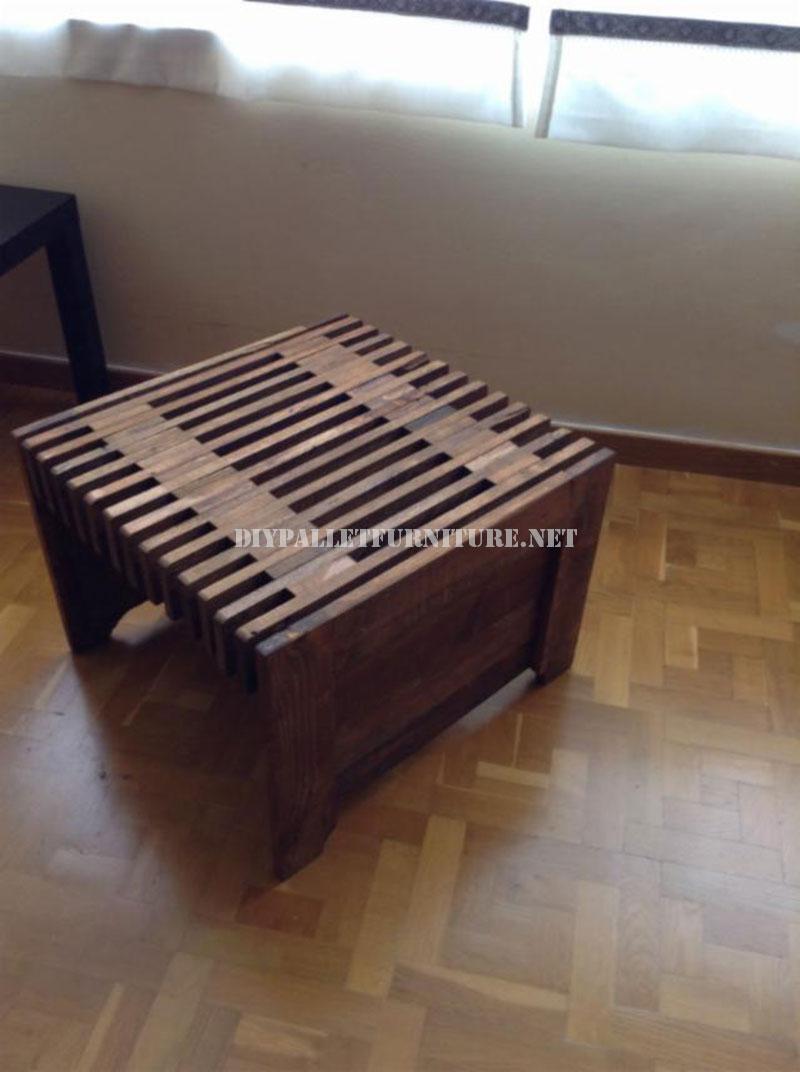 tavolo con pallet mobili con pallet : Tavolo di design con palletMobili con Pallet Mobili con Pallet