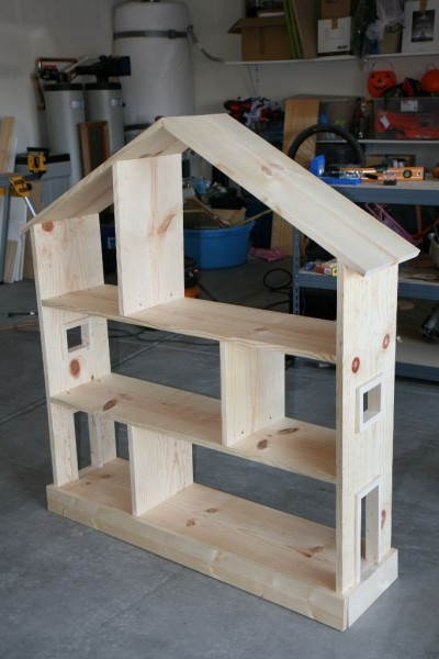 Dollhouse con tavole pallet 2