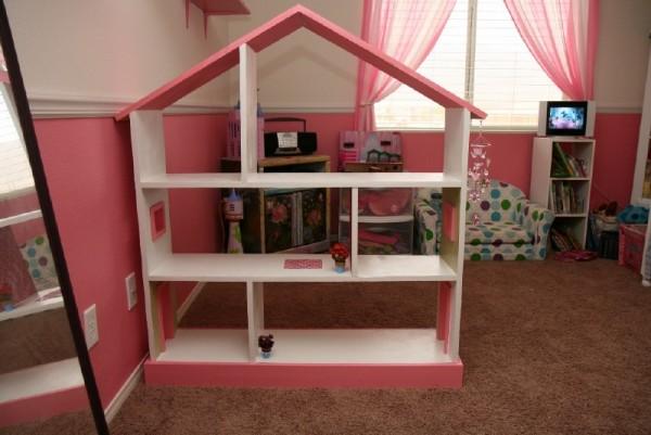 Dollhouse con tavole pallet 3