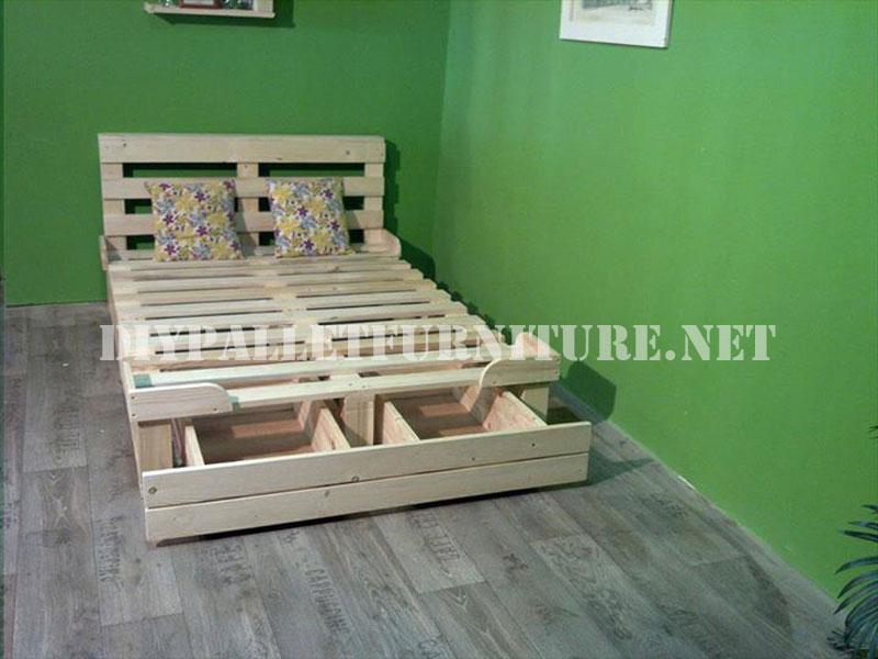Favoloso Pallet Letto ~ Idee Creative e Innovative Sulla Casa e l'interior  CZ42