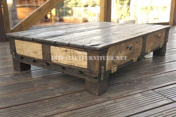 Tavolo salone rustico 1