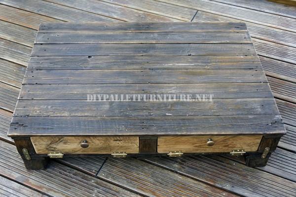 Tavolo salone rustico 3