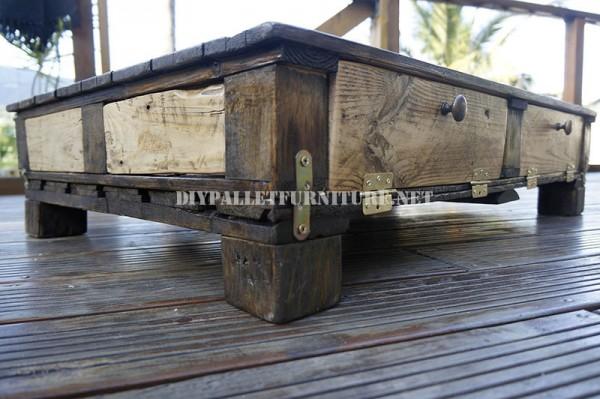 Tavolo salone rustico 4